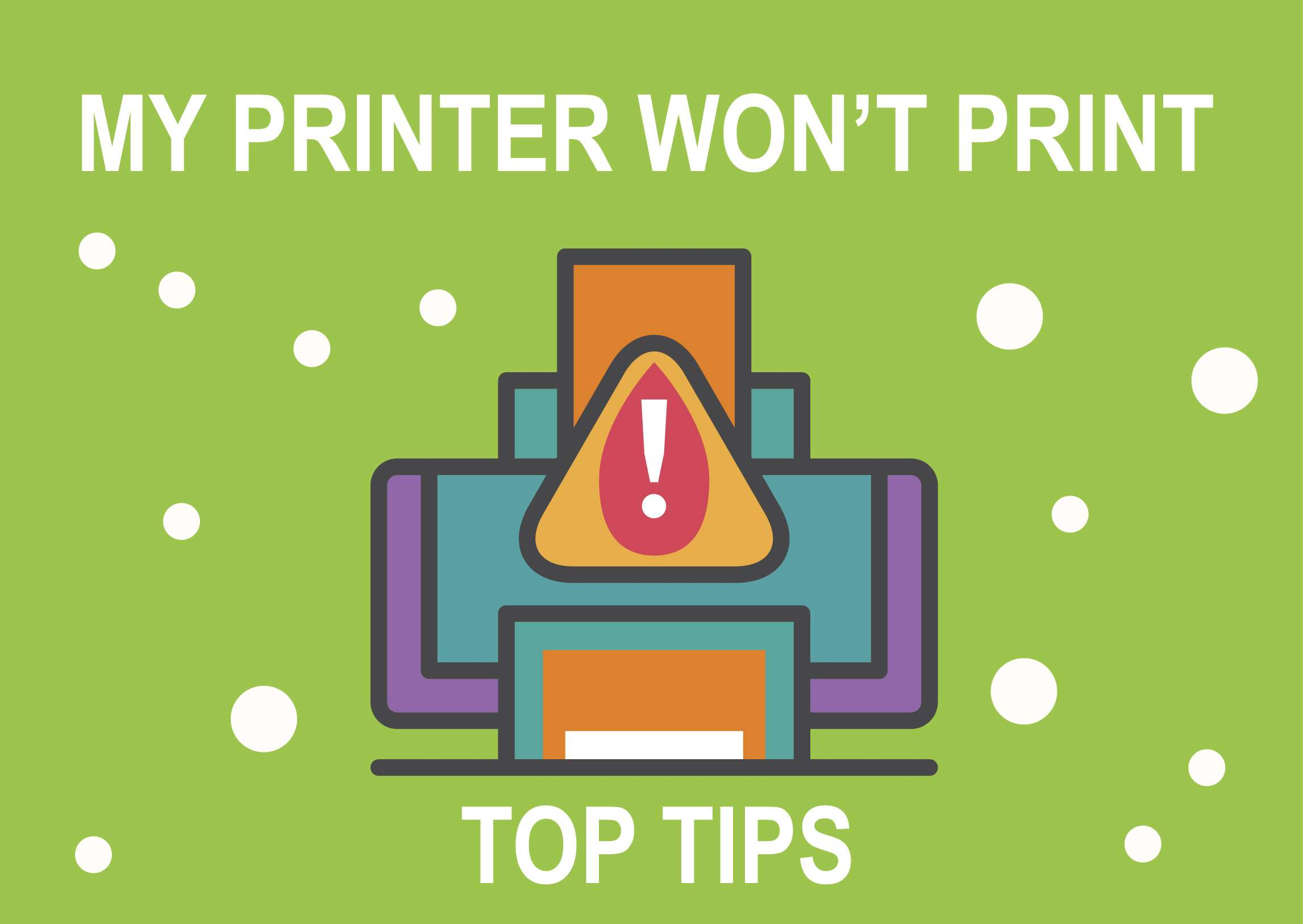 Printer Wont Print Word 07 Tips Backgrounds