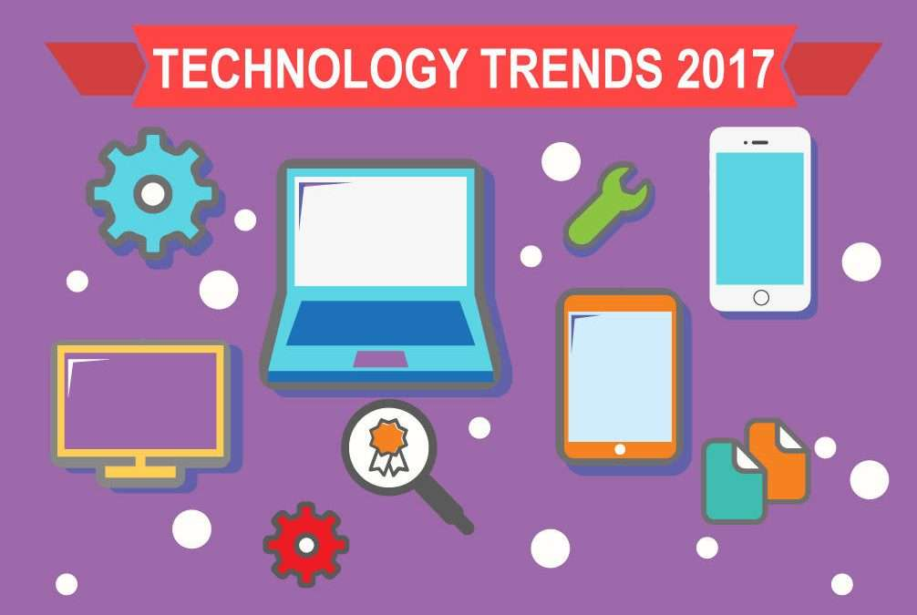 6 technology trends for 2017