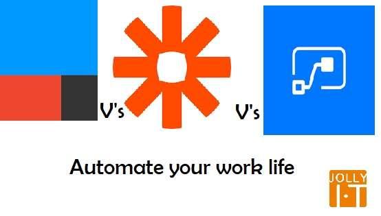 Automate your life-IFTTT vs Zapier vs Microsoft Flow